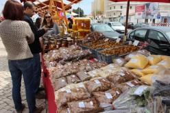 Dulces regionales y artesanías, en la Feria de Pascua de Altura