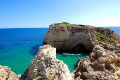 Los 'Siete valles colgantes' del Algarve