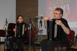 Los sones del acordeón cautivan a Castro Marim