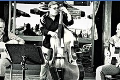'Cool Manouche', en concierto en Olhao
