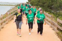 Faro reúne a 4.000 personas en su 18ª Marcha