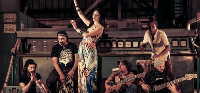 Tribali, en el concierto de presentación del MED