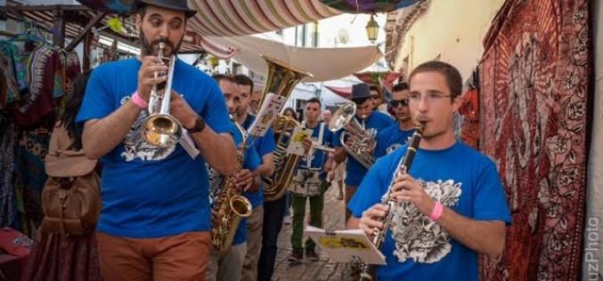 El Festival MED llena de música el centro de Loulé