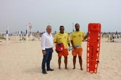Castro Marim prepara sus playas para situaciones de emergencia