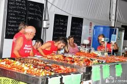 El Festival del Marisco de Olhão se abre con llave de oro