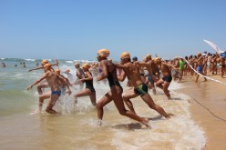 Altura acoge la 16ª Prueba de Natación de Mar