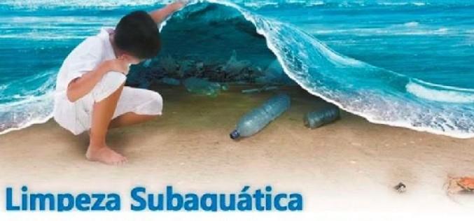 'Vamos a limpiar el mar', en Lagoa
