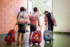 Más de 5.000 alumnos de Olhao reciben material escolar