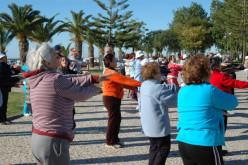 El proyecto deportivo 'Vida con ritmo' regresa a Olhao