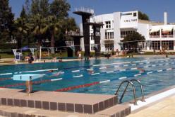 2017 minutos en la piscina de Loulé