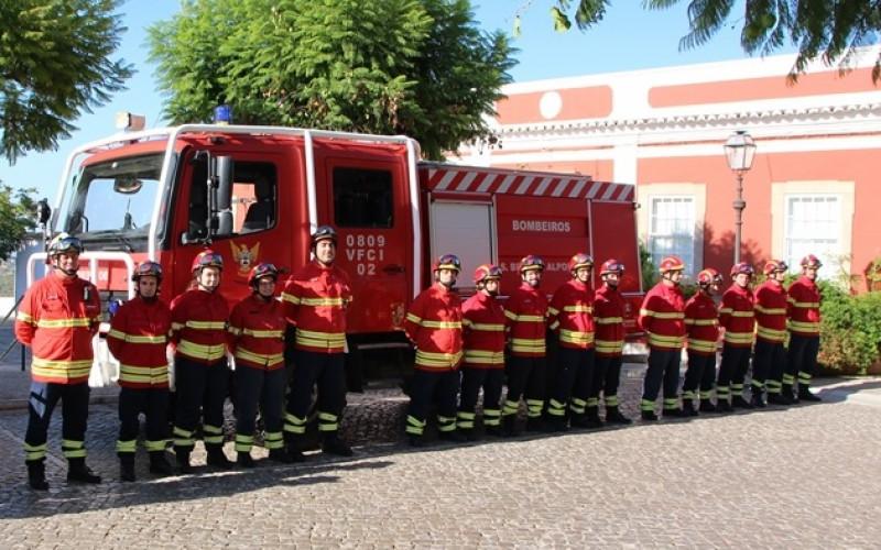 La Asociación de Bomberos Voluntarios de Sao Brás cumple 90 años