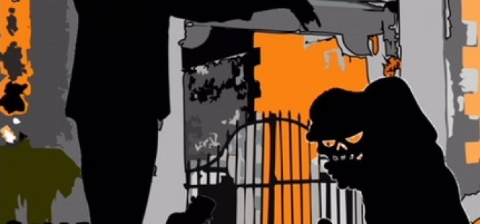 """La carrera de Halloween """"aterroriza"""" la ciudad de Loulé"""