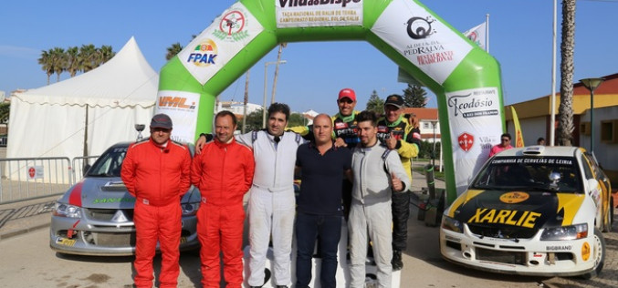 Márcio Marreiros vence el Rally de Vila do Bispo