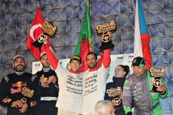 El Rally Casinos del Algarve cierra con llave de oro el Nacional y Europeo de Rally