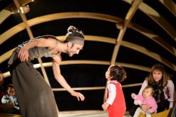 Un espectáculo multidisciplinar para bebés, en el Cine-Teatro de Loulé