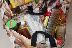 Vila do Bispo entrega más de 70 Cestas de Navidad a familias necesitadas