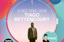 Faro despide el año con el concierto de Tiago Bettencourt y fuegos artificiales