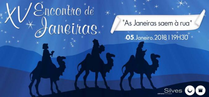 El XV Encuentro de Janeiras reúne a ocho grupos en Silves