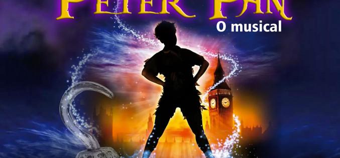 Peter Pan, en musical en Olhao