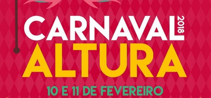 La diversión y la creatividad llenarán Altura en su tradicional Carnaval