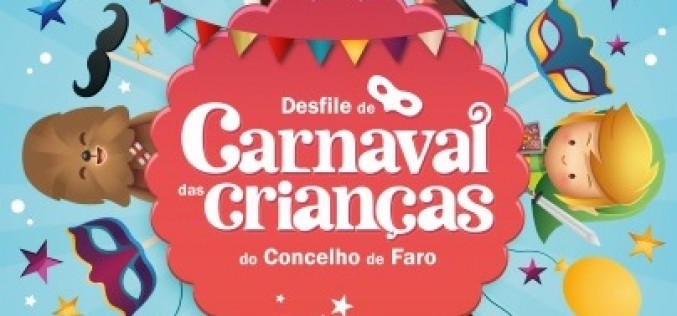 El Carnaval comienza en Faro con el Desfile Infantil