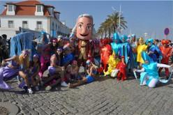 El Carnaval Popular regresa a Vila Real y Monte Gordo