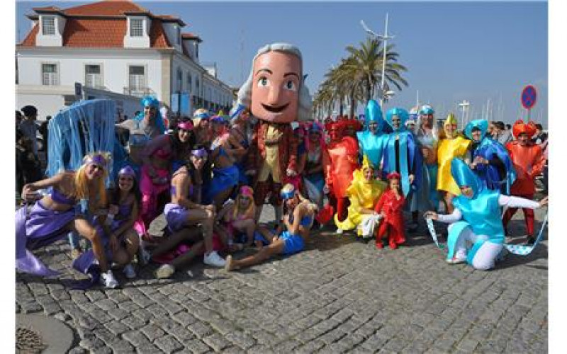 El Carnaval Popular regresa a Vila Real y Monte Gordo
