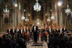 La Orquesta Clássica do Sul, en concierto en Tavira