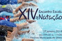 Silves acoge el XIV Encuentro de la Escuela de Natación