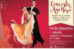 Lagoa comienza 2018 con el Concierto de Año Nuevo