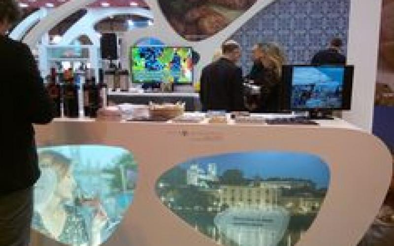 Tavira promueve la Dieta Mediterránea en Fitur
