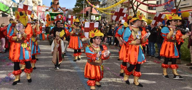 Loulé pone el broche de oro a su Carnaval