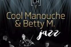 Cool Manouche & Betty M., en concierto en Vila Real