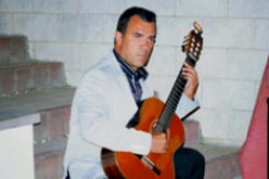 Josué Nunes, en concierto en Tavira