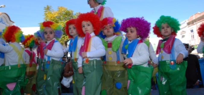 Los pequeños de Loulé llenarán de magia las calles de la ciudad