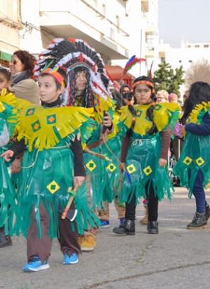 Más de 5.000 niños desfilarán en el Carnaval Infantil de Loulé