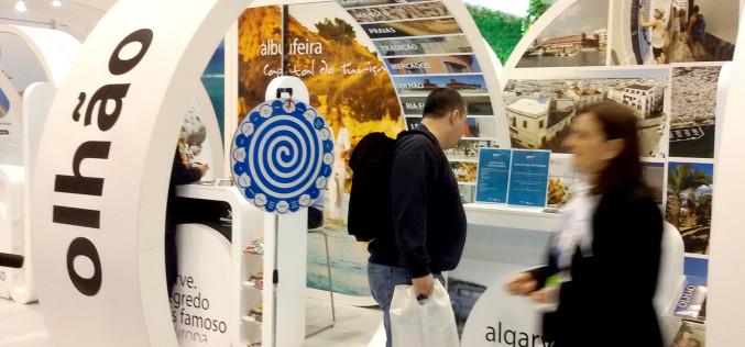 Olhao, en la Bolsa de Turismo de Lisboa