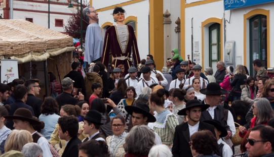 Alcoutim viaja en el tiempo con el Festival de Contrabando