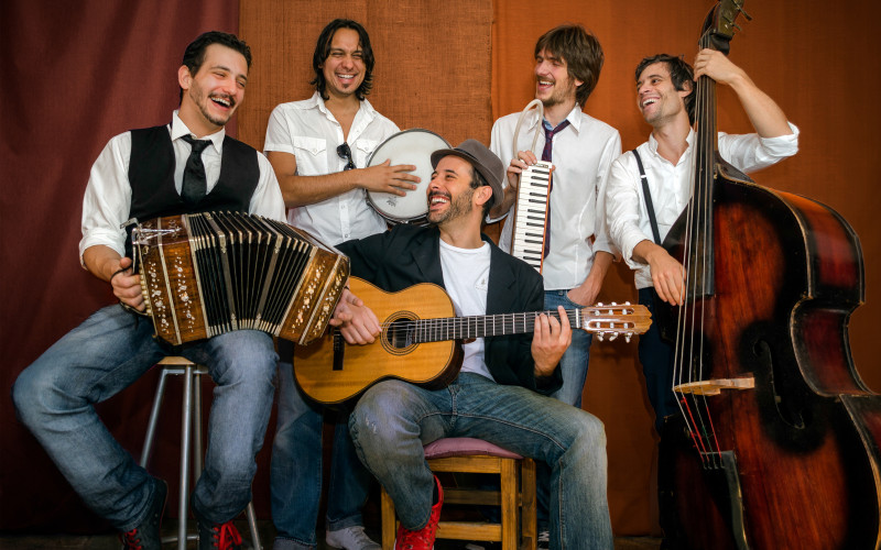 El grupo argentino Amores Tangos animará la Fiesta del Tango de Loulé