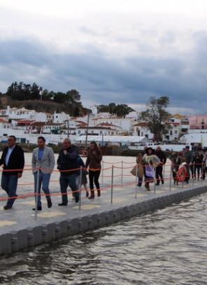 El Festival de Contrabando une de nuevo Alcoutim y Sanlúcar