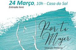 El Festival Internacional de Poesía y Arte 'Grito de Mujer' llega a Castro Marim