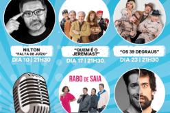 Lagoa se llena de humor con el Humorfest