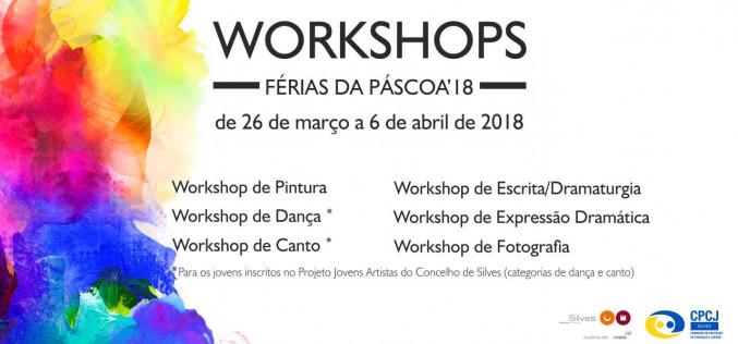 Talleres de danza, pintura, teatro y fotografía animarán la Semana Santa en Silves