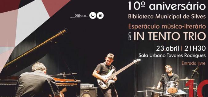 La Biblioteca de Silves celebra su aniversario con un espectáculo músico-literario