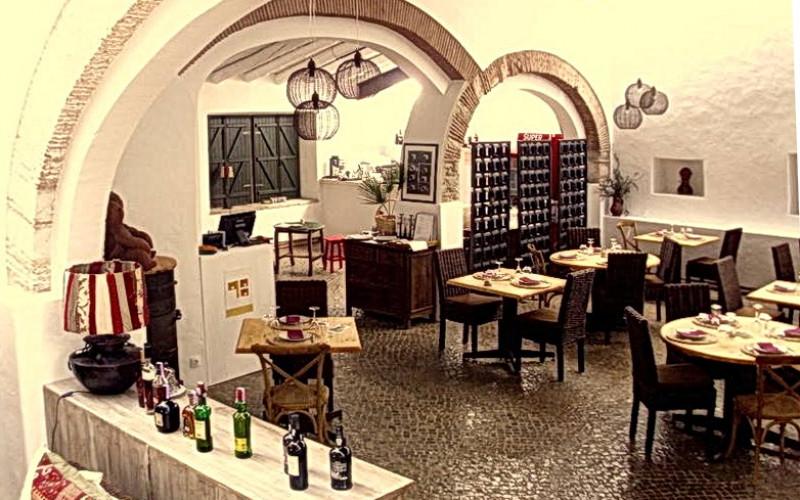 Lagar da Mesquita, un restaurante mediterráneo en São Brás de Alportel