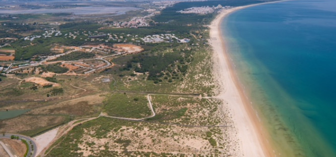 Verdelago, nueva playa en Castro Marim