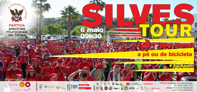 Silves Tour 2018, a favor de los Bomberos Voluntarios de SB Messines