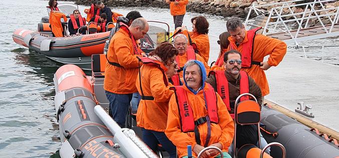 La Fam Trip 'Redescubriendo los Secretos del Algarve' llega a Olhão