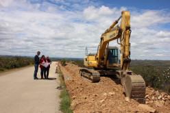 Castro Marim inicia las obras de abastecimiento de agua a 28 poblaciones
