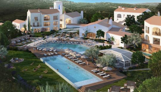 El Ombria Resort, inspirado en la naturaleza y las tradiciones del interior del Algarve